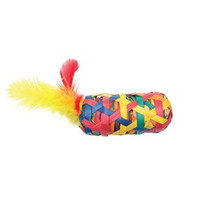 Cat Love Catnip and Feathers Toy