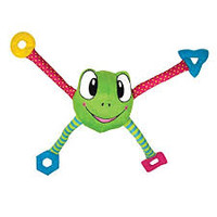 Pouncearoo Frog Cat Toy - KONG