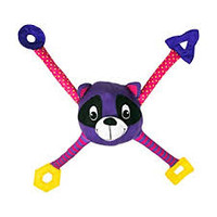 Pouncearoo Raccoon Cat Toy - KONG