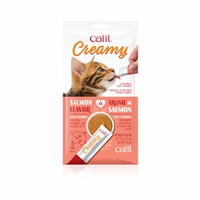 CatIt Creamy Lickable Treat - Salmon