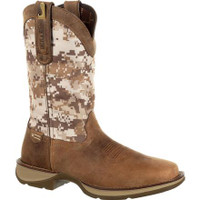 Rebel by Durango Desert Camo  Western Boot