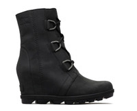 Sorel Joan of Arctic Wedge Black