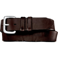 Beveled City Gear Mens Belt Brown