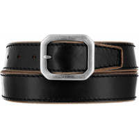 Garrison Mens Belt Black