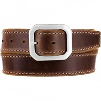 Garrison Mens Belt Brown