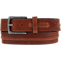 Las Palmas Mens Belt Tan