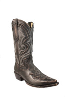 Corral Mens Gray Embroidery Western Boot