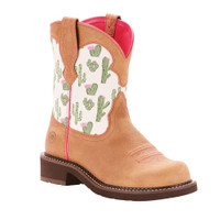 Ariat Fatbaby Twill Cactus Western Boot