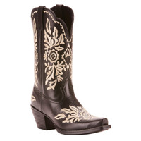 Ariat Harper Western Boot - Black