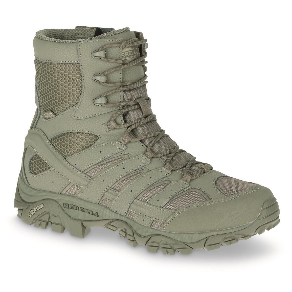e9fe1cf5d9f Men's Moab 2 8in Tactical Waterproof Boot