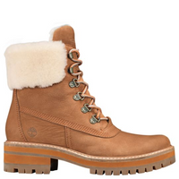 Timberland Women's Courmayeur Valley Lined Boots