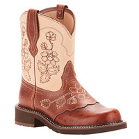Ariat Fatbaby Heritage Viola Western Boot