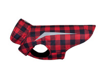 Rc Pets Shasta Coat Red Plaid