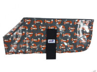 SnugPups Fox Raincoat