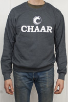 Chaar Crew Neck Sweatshirt - Charcoal Heather