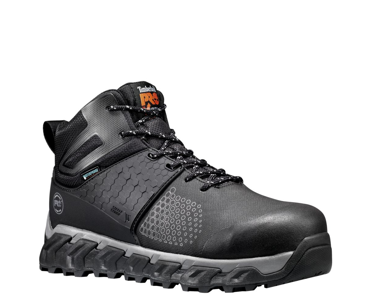 bfd59e19af4 Timberland Pro Mens Ridgework Comp Toe Work Boot