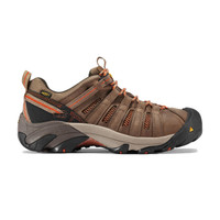 Keen Utility Mens Flint Low Steel Toe Work Shoes