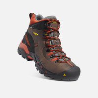 "Keen Utility Mens Pittsburgh 6"" Waterproof Work Boot"