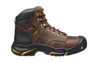 "Keen Utility Mens Mt Vernon 6"" Steel Toe Work Boot"
