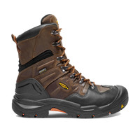 "Keen Utility Mens Coburg 8"" Waterproof Steel Toe Work Boot"