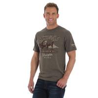 Wrangler Retro Mens Graphic T-Shirt