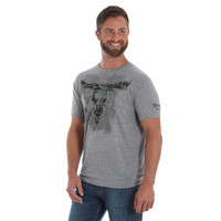 Wranglers Men Retro Graphic T-Shirt