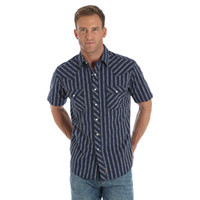 Wrangler Retro Premium Mens Short Sleeve Shirt