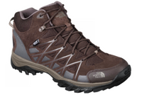 The North Face Mens Storm III Mid Waterproof Hiking Boot