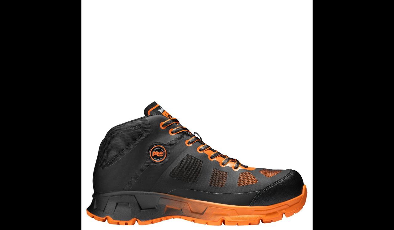 cd83b0c2791 Mens Timberland Pro Velocity EH Mid Alloy Toe Work Shoe