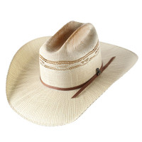 Ariat Golden Brown Bangora Straw Hat