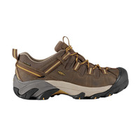 Keen Men's Targhee II Wide Hiking Shoe - Cascade Brown/Golden Yellow