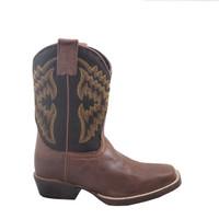 Nocona Kids Fynn Rust Sheridan Kids Western Boot