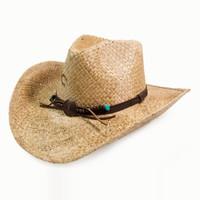 Charlie 1 Horse Tin Penny Western Straw Cowboy Hat