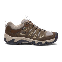 Keen Men's Oakridge Waterproof Hiking Shoe - Cascade Brown/Brindle