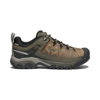 Keen Mens Targhee III Waterproof Hiking Shoe Bungee Cord/Black