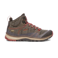 Keen Women's Terradora Waterproof Mid Hiking Boot - Canteen/Marsala