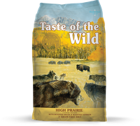 Taste of the Wild High Prairie Bison and Venison 28lb