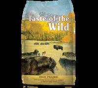 Taste of the Wild High Prairie Bison & Venison 14lb