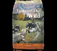 Taste of the Wild Puppy High Prairie Bison & Venison 14lb