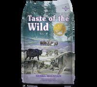 Taste of the Wild Sierra Mountain Lamb Recipe 28lb