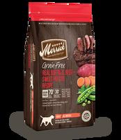 Merrick Grain Free Buffalo & Sweet Potato Dog Food