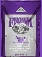 Fromm Classic Adult Dog Food 15lb