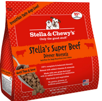 Stella & Chewy's Raw Super Beef Morsels 4lb