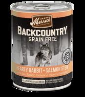 Merrick Backcountry Rabbit & Salmon Stew 12.7oz