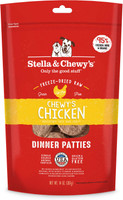 Stella & Chewy's Chicken Dinner Frozen Dinner Patties 3lb