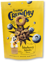 Crunchy-O's Blueberry Blast by Fromm