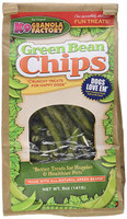 K9 Granola Factory Green Bean Chips Dog Treats