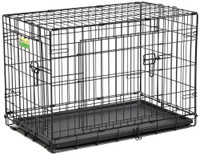 "Contour 30"" Double Door Dog Crate"