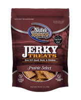 NutriSource Prairie Select Jerky Dog Treats