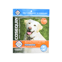 Cosequin Maximum Strength with MSM Plus Omega 3 Soft Chews for Dogs 60count